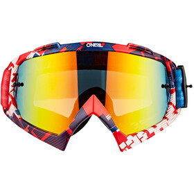 O'Neal B-10 Gafas, pixel red/blue-radium